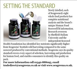 Health Food Business showcase 06.2014
