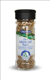The Mineral Salt jar