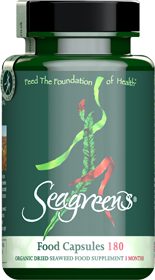 Seagreens® Food Capsules