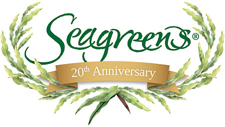 Seagreens - 20th Anniversary